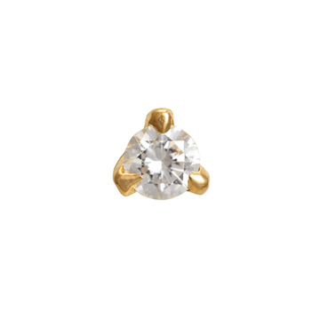 Brilliant Diamond Nose Pin Online