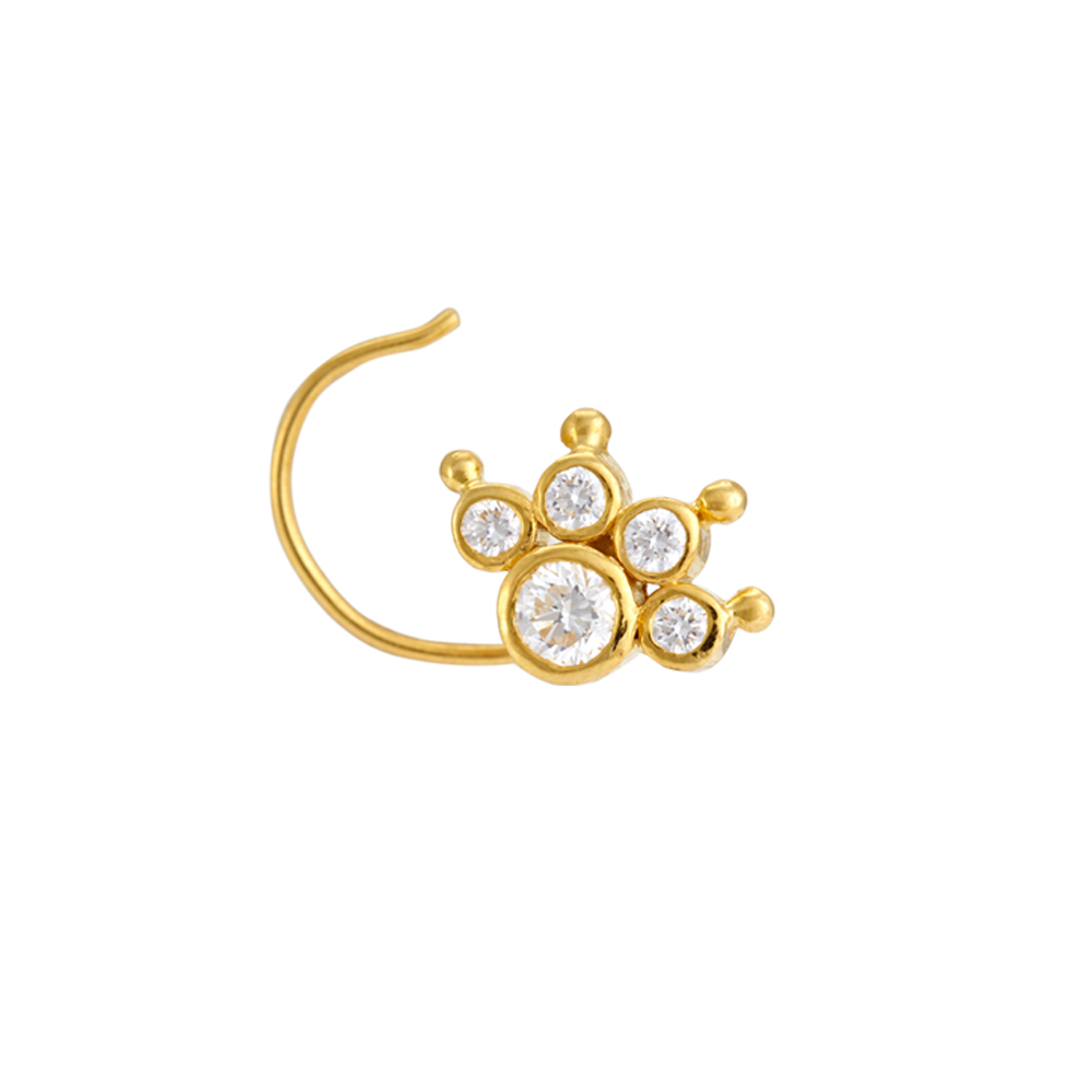 Buy Indian Diamond Nose Rings Online Shopping Jewellery