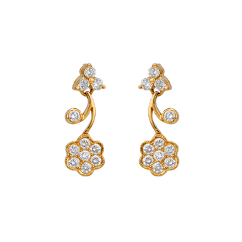 Ravishing Diamond Earrings