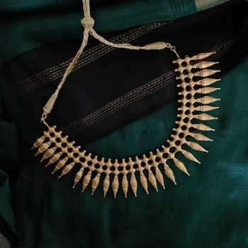 Champakali 22K Gold Necklace