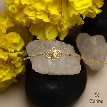 Astral Gold Bracelet