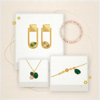 Uniquely Stylish Green Onyx Silver Box