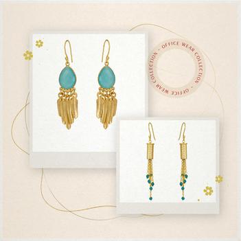 Elegant Turquoise Silver Jewellery box