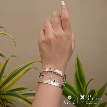 Remember Silver Bracelet